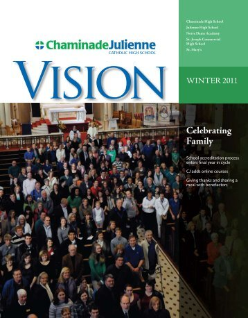 alumni news - Chaminade Julienne Catholic High School