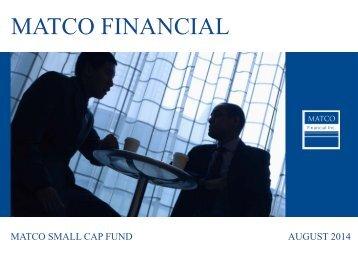 matco-small-cap-fund-presentation