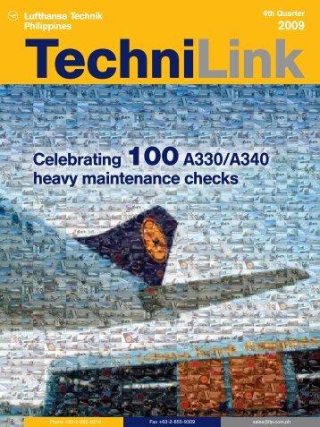 100A330 - Lufthansa Technik Philippines