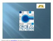 Haga click para ampliar - Comisión Estatal del Agua de Jalisco