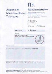 flexen Steinwolle 035 Zulassung: Z-23.14-1210 - Würth