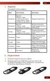 МТС Коннект 3G на основе UMTS/EDGE/GPRS - Page 4