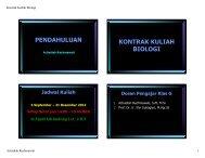 kontrak kuliah biologi_klas g