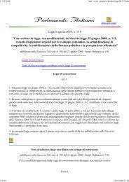 L. 133_2008.pdf - Sito dei docenti di Unife