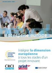Intégrer la dimension européenne à tous les stades d'un projet ...