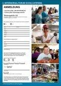 Programm_Anmeldung_Forum Schulcatering 2013_f.pdf - Schule + Essen ... - Seite 2