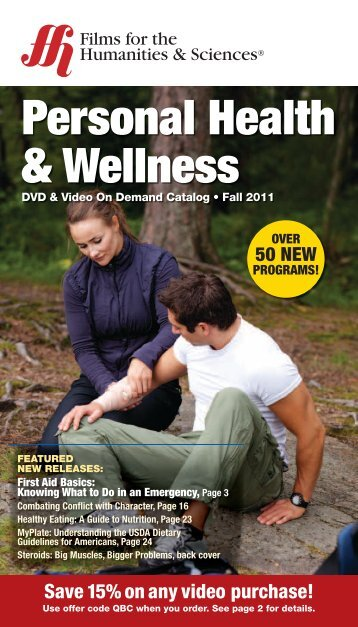 Personal Health & Wellness - Films for the Humanities and Sciences