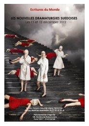 dramaturgies-suedoises-paris-2012