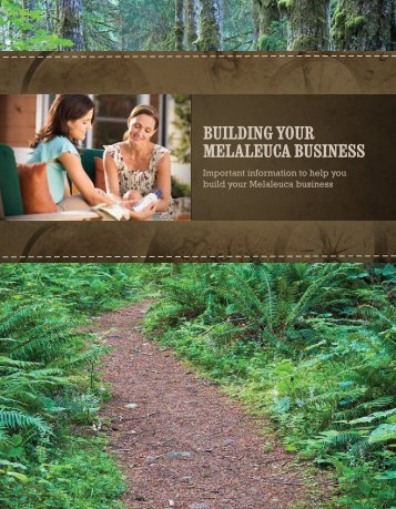 Building Your melaleuca Business - Please enter password to ...