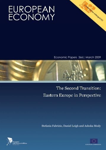 The Second Transition: Eastern Europe in Perspective - European ...