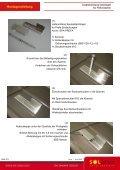 Dachbügel für Prefa-Dächer UNISOL 27 UNISOL 27 L UNISOL20cc - Seite 2