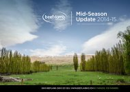 Mid-season update 2014-15