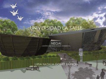 programa - Facultad Mexicana de Arquitectura, Diseño y ...
