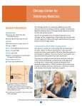 DIRECTORY FOR REFERRING VETERINARIANS - University of ... - Page 3