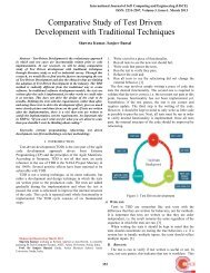 Comparative Study of Test Driven Development with Traditional ...