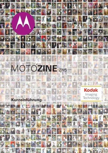 Motorola-Motozine-ZN5-Kurzanleitung.pdf ... - Handytick.de