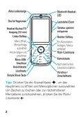 Motorola-Motozine-ZN5-Kurzanleitung.pdf ... - Handytick.de - Page 4