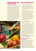 the missing ingredients - Community Food and Health - Page 4