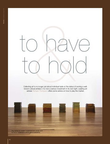 to read article - The Wealth Collection
