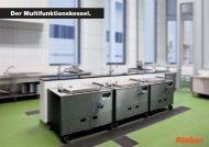 Der Multifunktionskessel. - Rieber GmbH & Co. KG