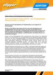 Norton Silencio Presseveröffentlichung 02.2012
