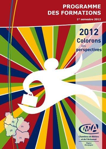 Colorons - Chambre de métiers