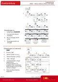 Zusatzanleitung Steuerung ESR21 Volumenstromgeber - Seite 3