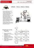 Zusatzanleitung Steuerung UVR63 Volumenstromgeber - Seite 2