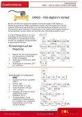 Zusatzanleitung Steuerung UVR63 Volumenstromgeber - Seite 4
