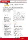 Zusatzanleitung Steuerung UVR63 Volumenstromgeber - Seite 6