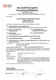 DBS 918 005 - SCHACHTBAU NORDHAUSEN GmbH