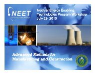 Advanced Methods for Manufacturing and Construction - Energetics ...