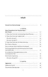 Inhalt - Klett-Cotta