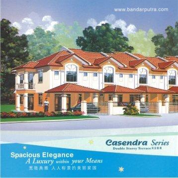 E-Brochure - Bandar Putra, IOI Kulai