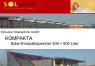 KOMPAKTA - Solution Solartechnik GmbH