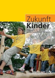 Zukunft Kinder. Programm für ein kinderfreundliches ... - i-nse.org