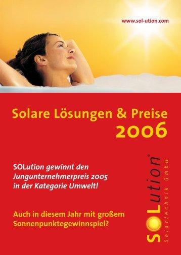 NEU - Solution Solartechnik GmbH