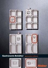 Rieber_GN_Behaelter_01.pdf (0,94 MB)  - Rieber GmbH & Co. KG