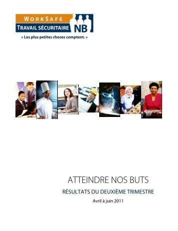 2011 – Rendre compte : Pour des lieux de travail