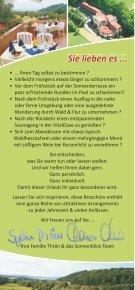 UrlaubsPlaner 2012 - Hotel Sonnenblick - Page 2