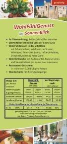 UrlaubsPlaner 2012 - Hotel Sonnenblick - Page 3