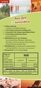UrlaubsPlaner 2012 - Hotel Sonnenblick - Page 4