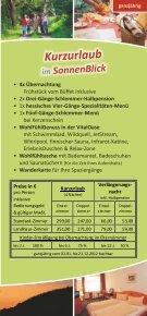 UrlaubsPlaner 2012 - Hotel Sonnenblick - Page 5