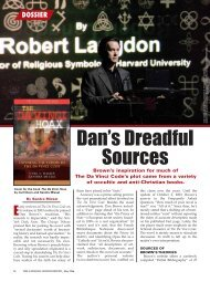 Dan's Dreadful Sources - Ignatius Press