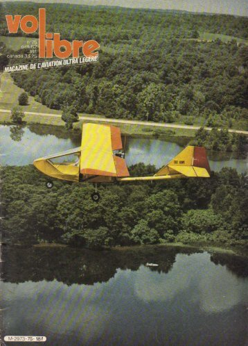 vol libre n° 57 1982 breve sirocco