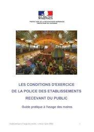 Guide à l'usage des maires - Les services de l'État dans le Calvados