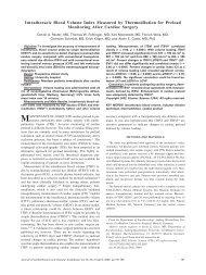 maintenance - PULSION Medical Systems SE