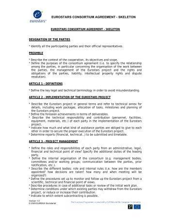Consortium agreement fair platinumwayz