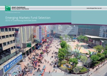 Emerging Markets Fund Selection - BNP Paribas Investment Partners