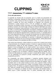 Veículo: Pesquisa Fapesp Data: 17/08/2011 Pág: Online O ... - Inpe